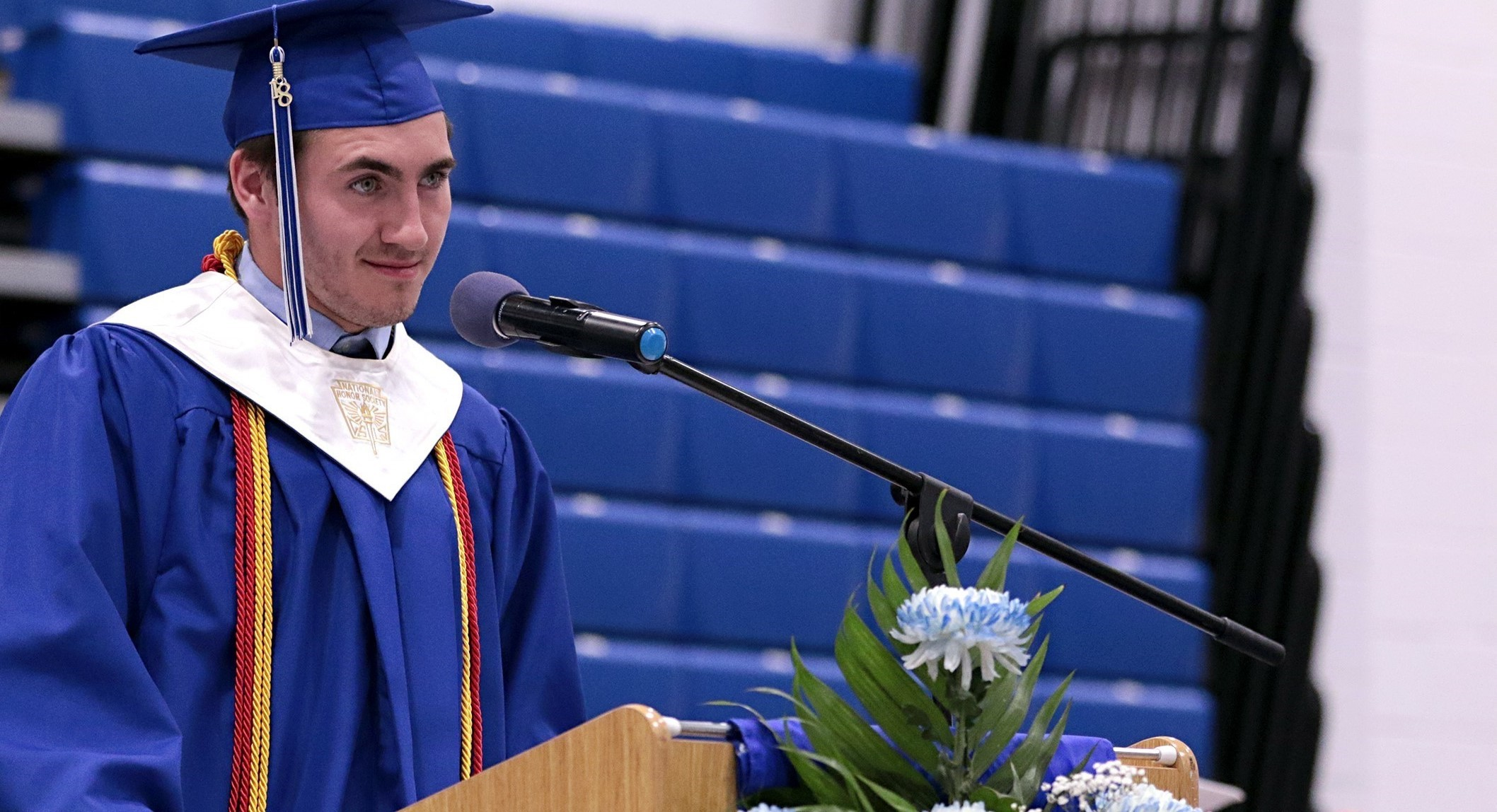 valedictorian speaking