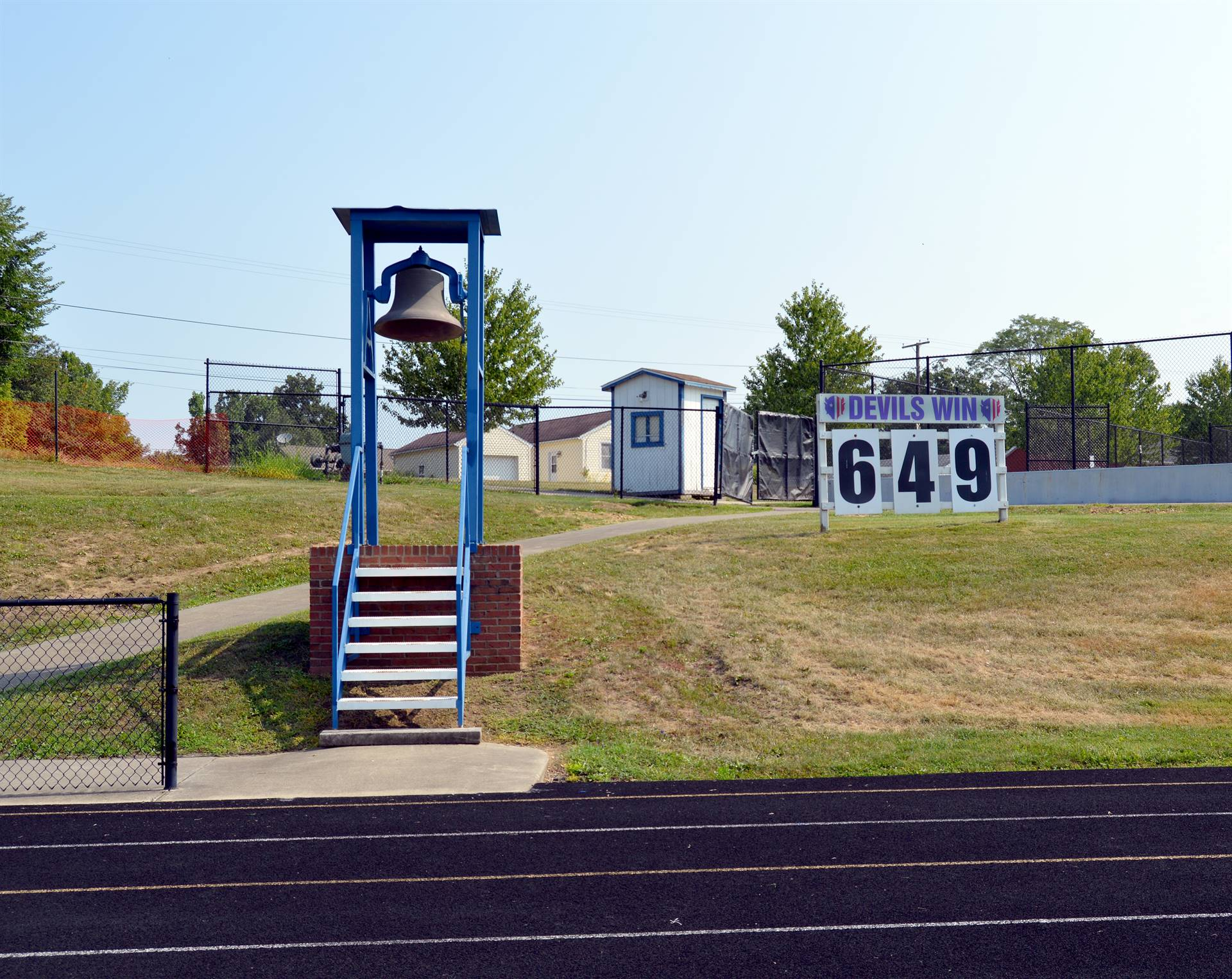 Victory Bell and Blue Devils wins counter