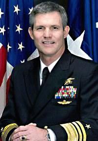 Vice Adm. Albert M. (Bert) Calland III, ret.
