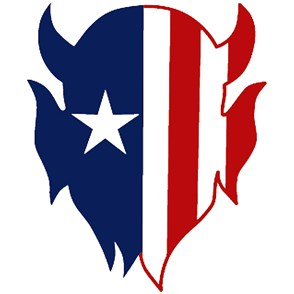 Blue Devils head logo