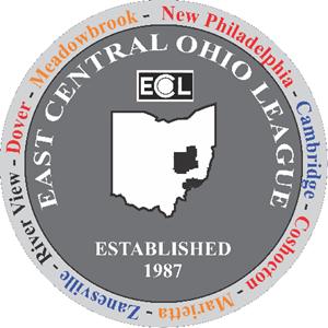 East Central Ohio League logo