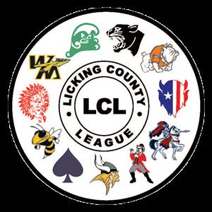 Licking County League logo